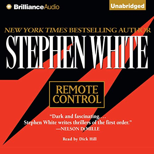 Remote Control Audiobook By Stephen White cover art
