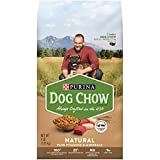 Purina Dog Chow Natural, High Protein Dry Dog...