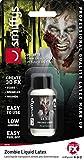 Smiffys Latex liquide zombie, peu d'ammoniaque, Clair, 29.57ml/1 US fl.oz