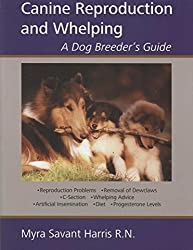 Canine Reproduction and whelping guide book