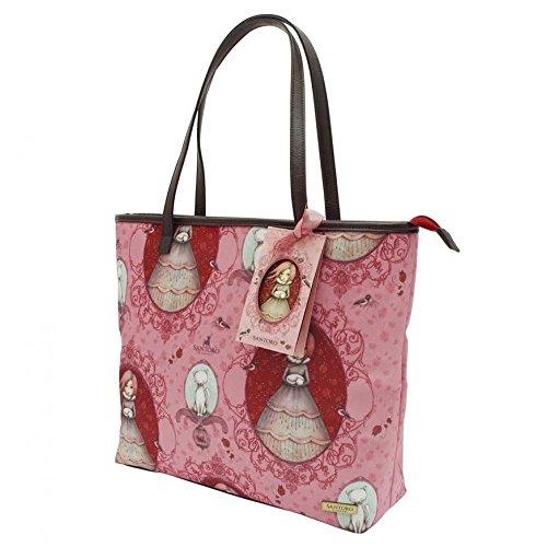 Santoro Mirabelle grand sac shopper - le repos du voyageur