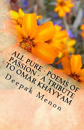 All Pure - Poems of Passion
