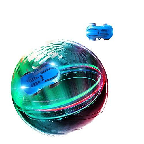 Heiße Neue Spielzeug-Geschenke für 5-16 jährige Jungen-Mädchen, CYMY LED Micro Racers Mini Cars Micro Pocket Racer für Kinder Spielzeug für 5-16 jährige