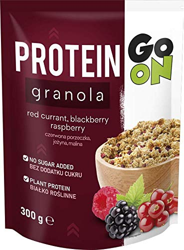 Go On Protein Granola With Fruits 300g