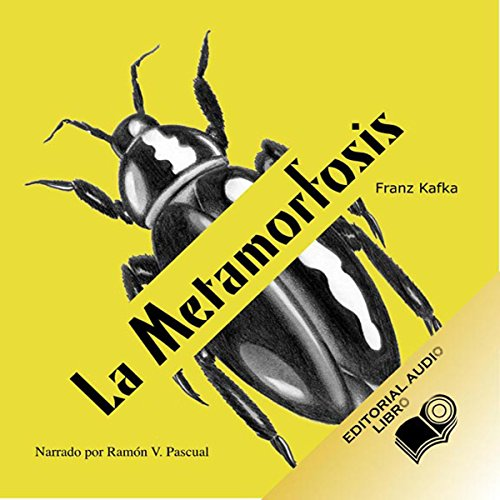 La Metamorfosis (Texto Completo) [The Metamorphosis ] audiobook cover art