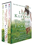 The Travis Family Series, Books 1-3: Blue-Eyed Devil, Smooth Taking Stranger and Sugar Daddy (English Edition)