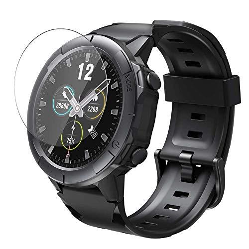 Vaxson 3 Unidades Protector de Pantalla de Cristal Templado, compatible con Arbily SW01 Smartwatch smart watch, 9H Película Protectora