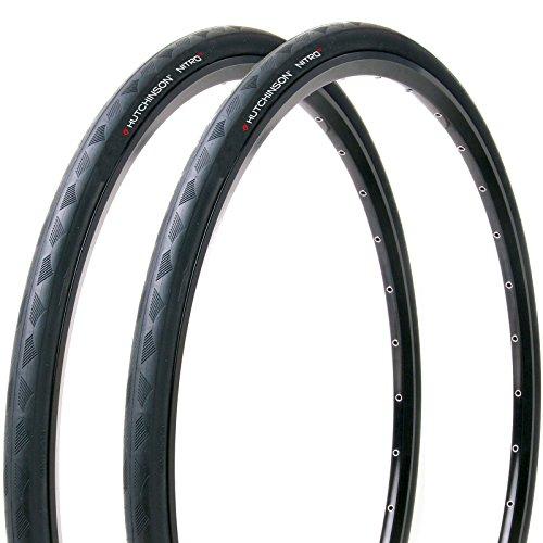 Hutchinson Nitro 2 700 x 25c Road Bike Tyres (Pair)