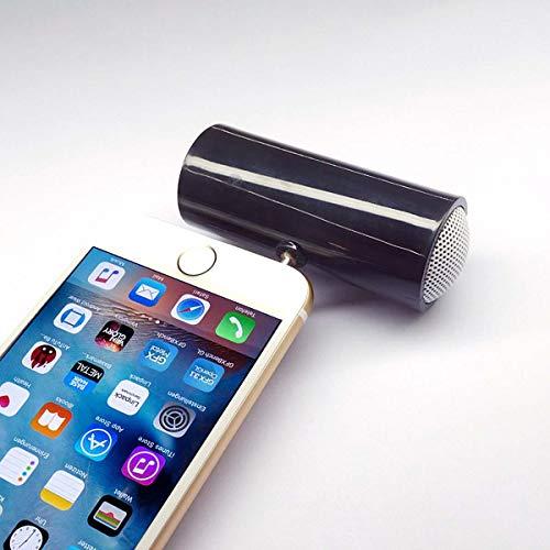 Tabpole Mini Altavoz estéreo para teléfono Celular, portátil, inalámbrico, para teléfono Celular,…