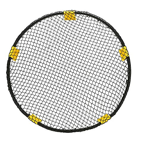 Replacement Net for Roundnet Game, Tournament Net Compatible with Spike Standard and Pro Kit Game Ball