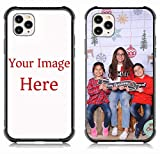 Custom Case for iPhone 11 Pro max Personalized Custom Picture Phone Case Customizable Slim Soft and Hard tire Shockproof Protective Anti-Scratch Phone Cover Case Make Your Own case