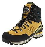 Meindl Air Revolution Alpin - Botas de senderismo impermeables para hombre, color amarillo, amarillo negro, 47 EU
