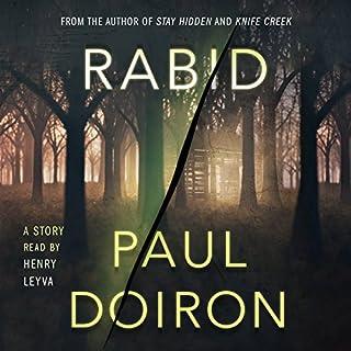 Rabid audiobook cover art