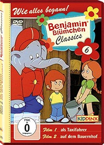 Benjamin Blümchen Classics - Benjamin als Taxifahrer/ Benjamin auf dem Bauernhof