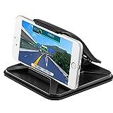 Skybaba Auto Nonslip Pad Armaturenbrett Mat Handy Desktop Standhalter Halter Halter Cradle Dock Universal für Smartphones Tisch PC GPS
