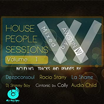 House People Sessions Volume 1