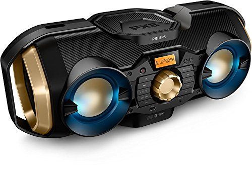 PHILIPS Bluetooth Boombox Speake...