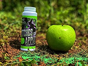 Pure Whitetail Witches Apple Power Dust Scent – All Season Natural Attractant and Cover Scent Powder