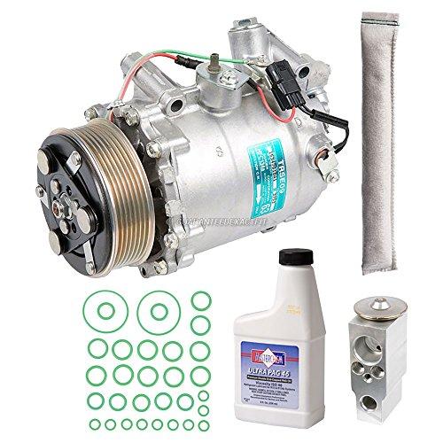 OEM AC Compressor w/A/C Repair Kit For Honda CR-V CRV 2007 2008 2009 2010 2011 - BuyAutoParts 60-83466RN NEW