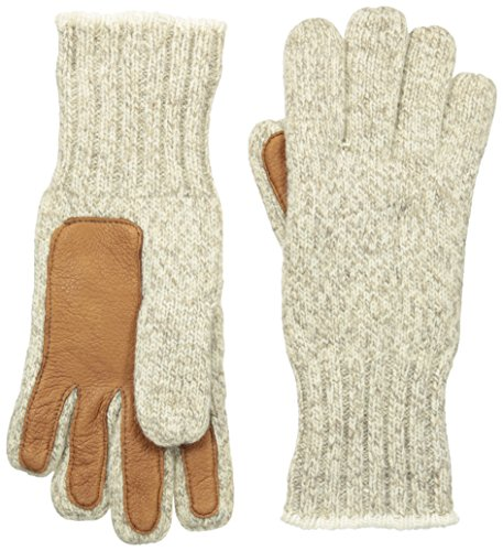 Fox River Four Layer Heavyweight Glove, Brown Tweed, Large