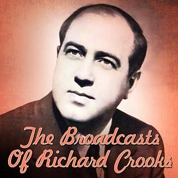 The Broadcasts Of Richard Crooks