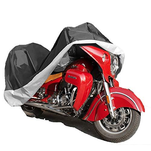 Toute La Saison Imperm/éable /À leau Ext/érieure Protection Solaire /Étanche Suzuki Yamaha 78-116 OLDF Housses De Moto pour Honda Halley