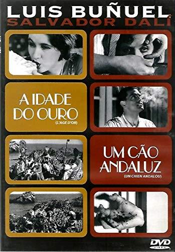 Um Cão Andaluz / A Idade do Ouro - ( L Age D Or / Un Chien Andalou ) Luis Buñuel