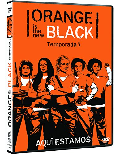 Tv Orange Is The New Black - Temporada 5 [DVD]