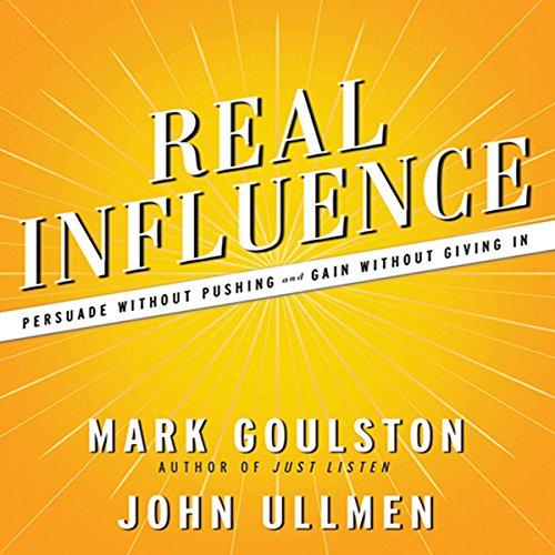 Real Influence audiobook cover art