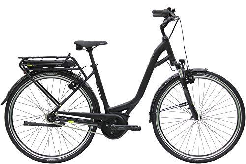 ZEG Pegasus Solero E8R Plus Damen Wave E-Bike Pedelec 2020, Farbe:schwarz, Rahmenhöhe:50 cm, Kapazität Akku:400 Wh