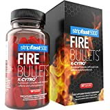 FIRE Bullets with K-CYTRO for Women & Men, Weight Management Supplement, 30 Days
