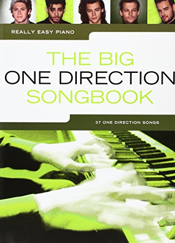 Really Easy Piano: The Big One Direction Songbook: Noten, Songbook für Klavier