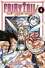Fairy Tail - 100 Years Quest T04 de Hiro Mashima