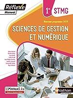 Sciences de gestion et numerique 1re STMG Reflexe - Manuel