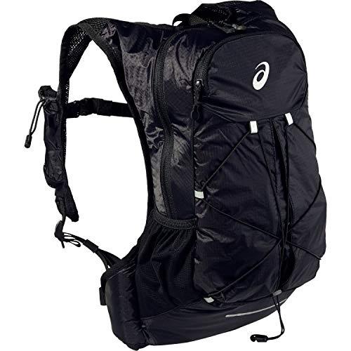 ASICS Unisex-Adult 3013A149-014 Backpack, Black, One Size