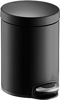 Helit h2403695 métal-tretabfallbehälter classic 20 l noir