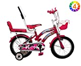 Outdoor Bikes Jacky Jony 14 Inch Bicycle for Kids 3 to 5 Years