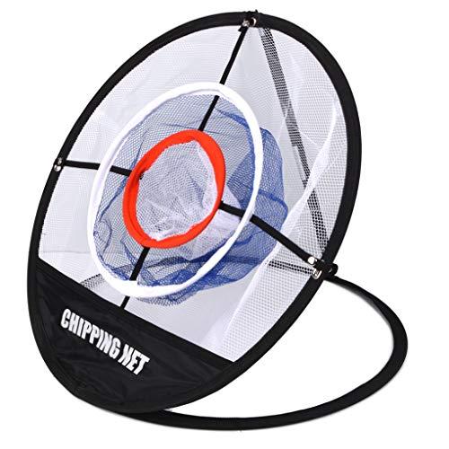 Shangjunol Golf Pop UP intérieur Cages extérieur Chipping Mats Pitching Net Golf Training Aids Outil
