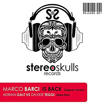 Marco Barci - Is Back