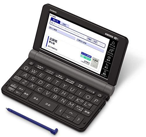 カシオ 電子辞書 生活・教養エクスワード XD-SX6500BK 160コンテンツ ブラック