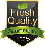 WIEDER DA!! - Fru'Cha! - BIO grüne Premium-Rosinen im Schatten getrocknet, Rohkostqualität. ohne Trennmittel - 1000g - Plastikfrei verpackt -100% kompostierbar - 4