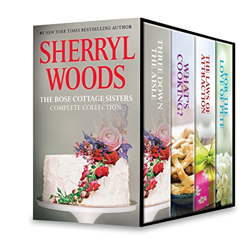 Sherryl Woods Rose Cottage Complete Collection: An Anthology (The Rose Cottage Sisters) (English Edition)
