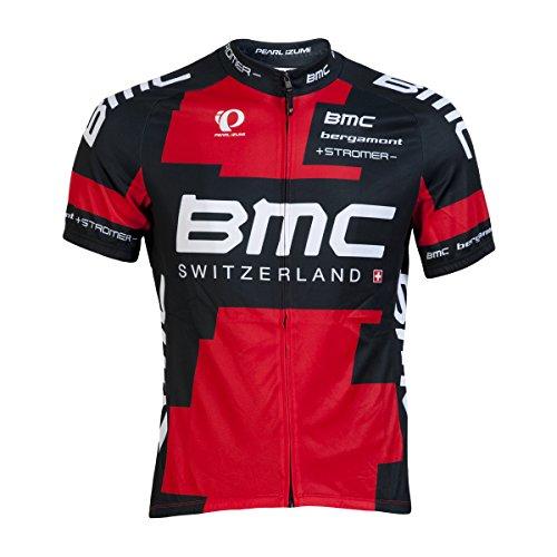 BMC Nuevo Team Promotional Juego 2013 Size XXL Unisex Camiseta Rojo/Negro/Blanco