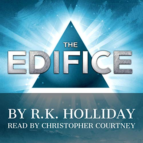 The Edifice audiobook cover art