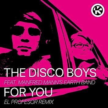 For You (El Profesor Remix)