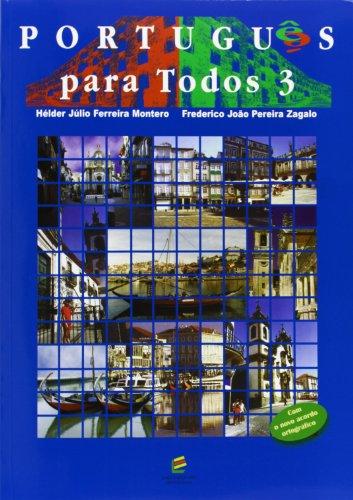 Portugues para todos 3 (+2 CD-rom)