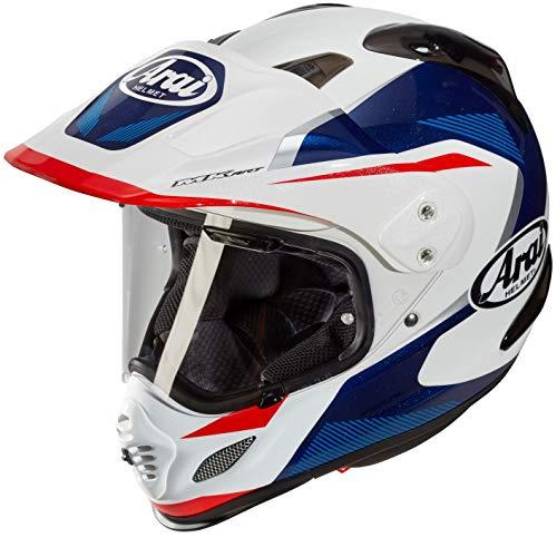 ARAI Tour X4 Break Blu Adventure Casco per Moto Taglia S