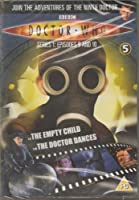 Doctor Who Dvd Files #5 - Series 1 Episodes 9 & 10 - The Empty Child & The Doctor Dances - DVD ONLY