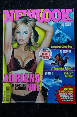 NEWLOOK 183 ADRIANA KAREMBEU ENTIEREMENT NUE GILLES WINNER SEXY MAD SURF SESSION