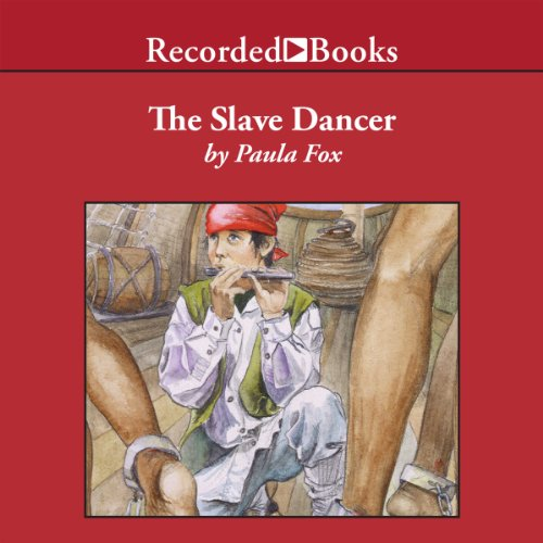 The Slave Dancer audiobook cover art